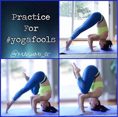ॐ yogasanity  yoga fools challenge day 8 ॐ