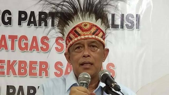 Jenderal TNI (Purn) Djoko Santoso: Prabowo Menolak Semua Utusan