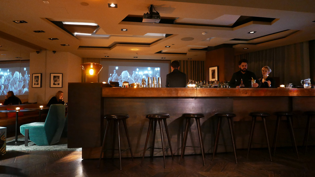 Euriental | fashion & luxury travel | Das Stue, bar and lounge, Berlin, Germany