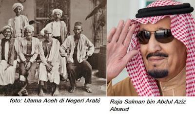 Lawatan Raja Salman Yang Melupakan Seuramoe Mekkah