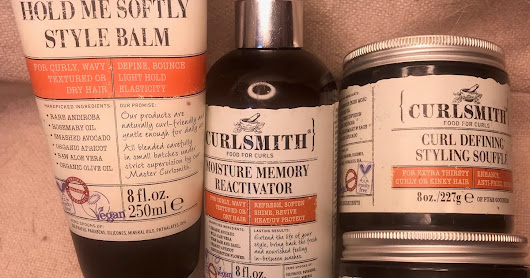 Curlsmith | Balm and Restorer spray