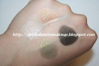 EyeStudio Color Plush Silk Eyeshadow Quad - Pink Persuasion by Maybelline #12