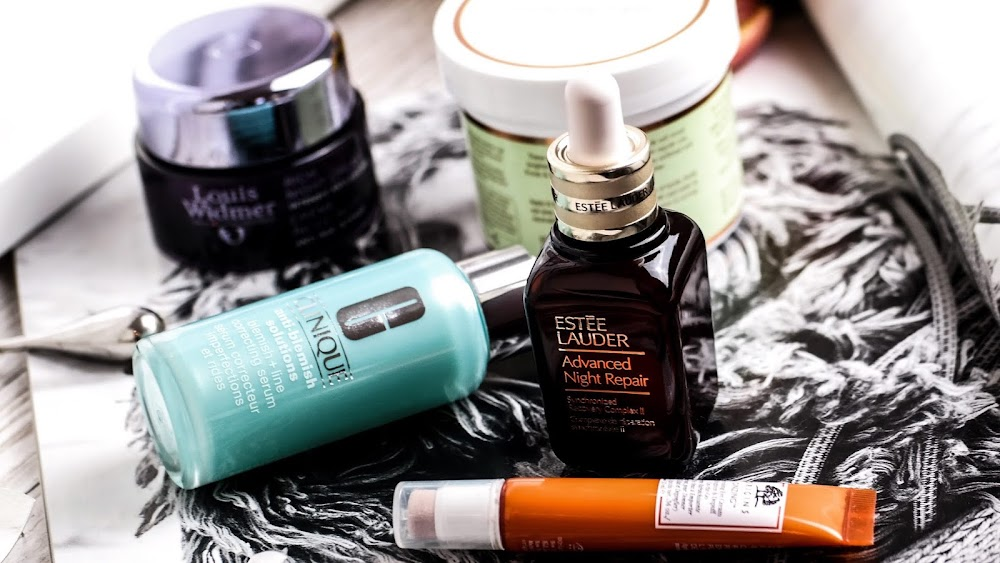 über 40 Creme Hautpflege