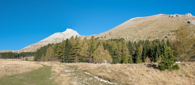 Fonte Vetica, monte Camicia