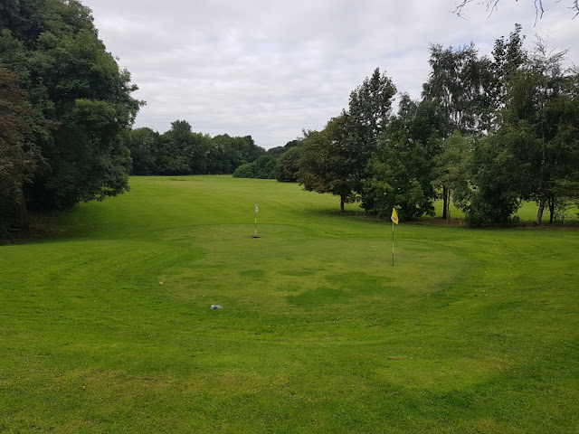 Heaton Mersey Valley Golf course at Burnage Rugby Club, Stockport