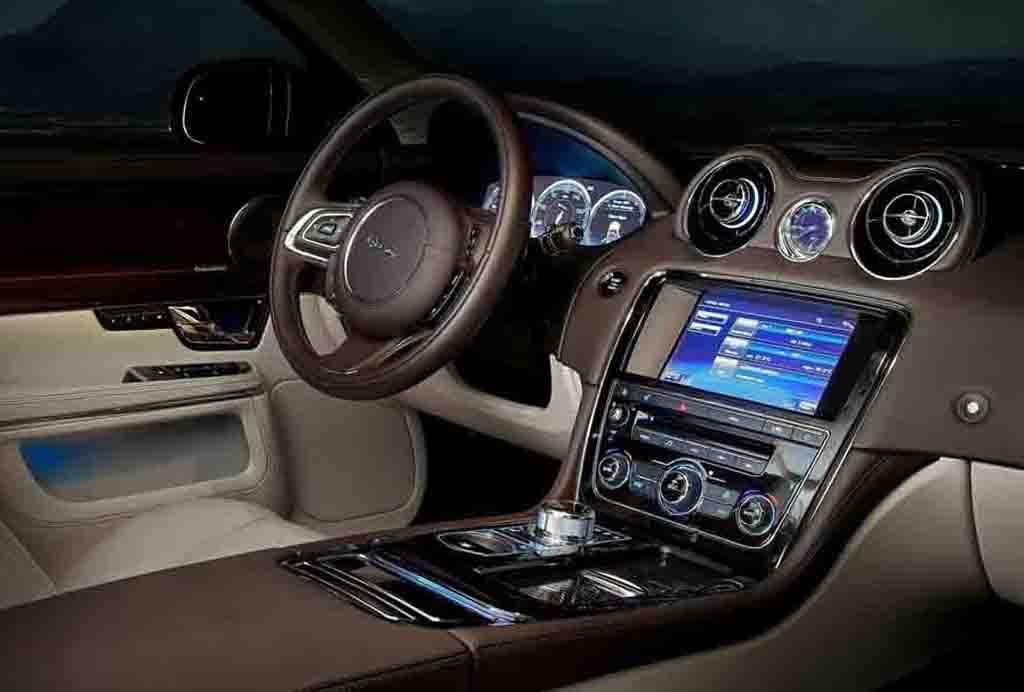2017 Jaguar Xj Review Design Horse