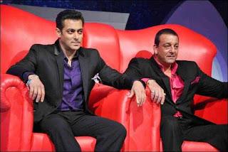 Bigg Boss season 5 hosts salman khan and sanjay dutt