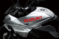 Suzuki Katana (2019) Fuel Tank Detail