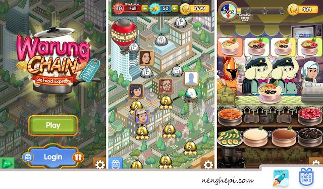 Warung Chain | 3 Game Lokal yang Populer di Kalangan Pengguna Android