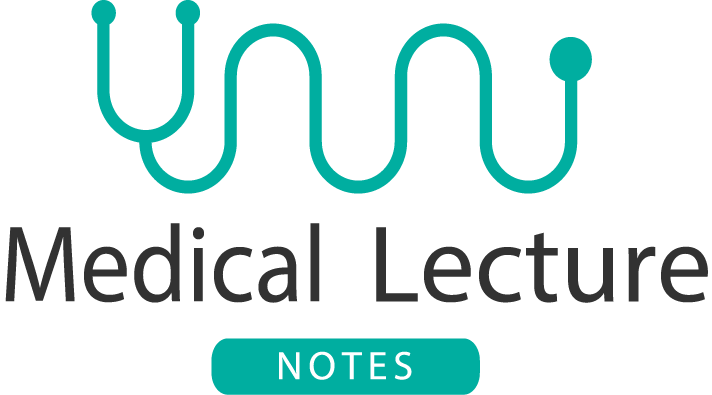 Medical student lecture notes