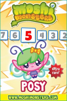 Moshi Monsters Series 9, 2014 Moshling figures, Moshi Monsters Collectibles