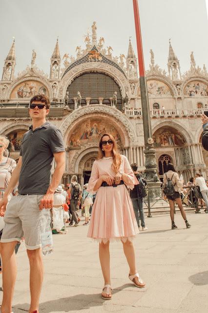 piazza san marco, san marco bazilikası