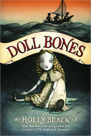 Doll Bones by Holly Black gets 4.5 out of 5 Stars.  A great book perfect for the middle grades (4th-7th) though 3rd grade could handle it as well.  A fun read aloud as well.  This book is a little scary/creepy with a great story about friendship and how growing up and changing is hard.  Kids can relate.  Great book for boys and girls if you can get the boys to  read it.  Alohamora Open a Book http://alohamoraopenabook.blogspot.com/
