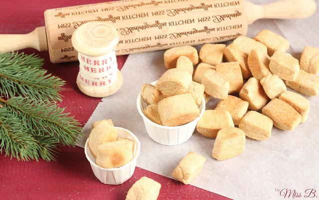 Kleine Kekse: Schnelle Zimt-Träumchen zum Naschen