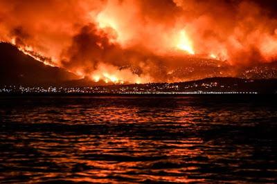 Ν. Λυγερός: Η φωτιά της τραγωδίας - Η στρατηγική εκκένωση - Μακεδονία και φωτιά