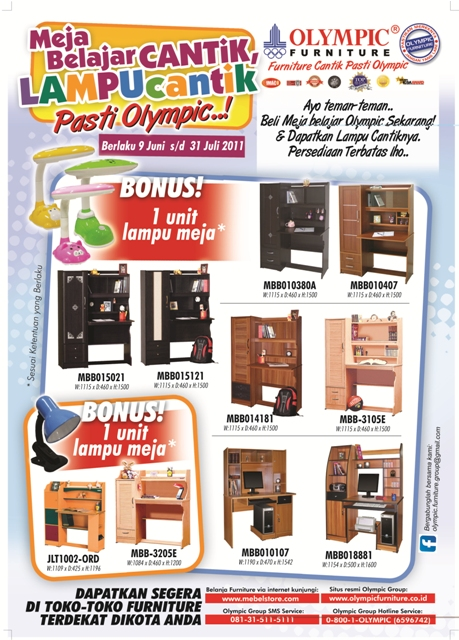 Olympic Furniture Cabang Bogor