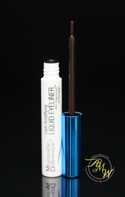 a photo of Measurable Difference Lash Amplifying Liquid Eyeliner espresso