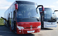 Temsa Bus Fransa da