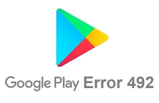 Perbaiki: Error 492 Pada Saat Update Apps Di Google Play Store