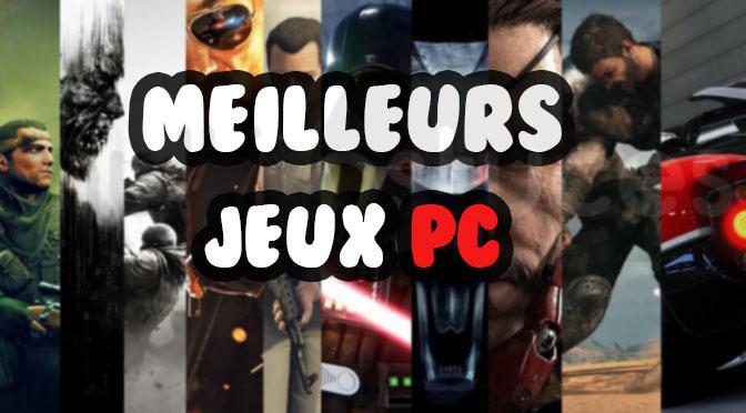 Meilleurs jeux PC gratuits du moment et de tous les temps