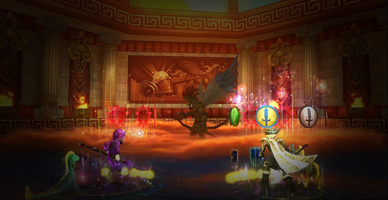 Wizard101 Aquila Apollo - New world July 2013