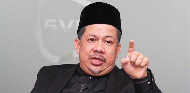 Fahri Hamzah: Hentikan Riset Fitnah Pada Umat Islam