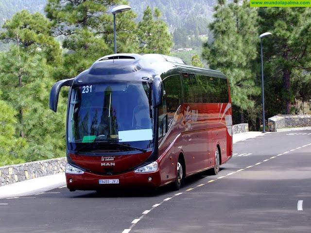 Garafía, valora en positivo que el Cabildo Insular de La Palma haya reconsiderado los cambios propuestos para el municipio en las líneas de transporte público