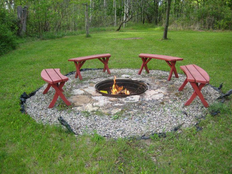 Two Men and a Little Farm: INSPIRATION THURSDAY, IN GROUND ... on Fire Pit Inspiration  id=61728