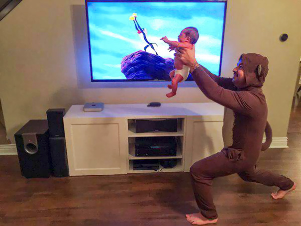 40 Photos Of The Most Hilarious Parents You Will Ever Meet - This Dad