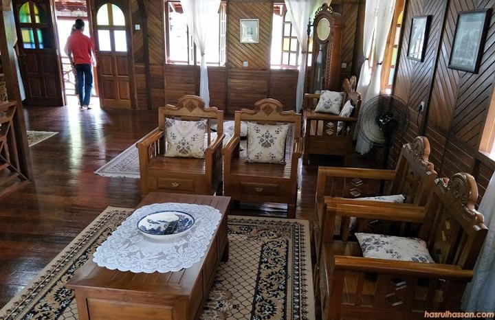 Bangli mewah Janda Baik, Bentong Pahang