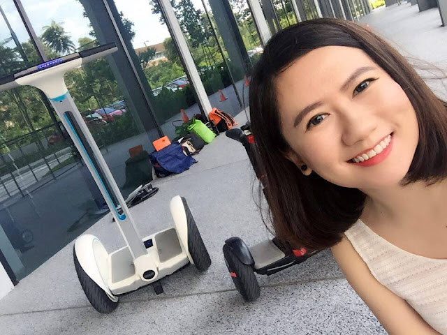 New riding experience with Ninebot Malaysia
