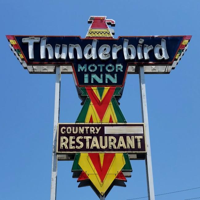 Thunderbird Motor Inn Florence Sc Strange Carolinas