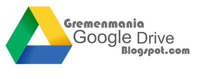 Logo Google Drive Gremenmania.blogspot.com