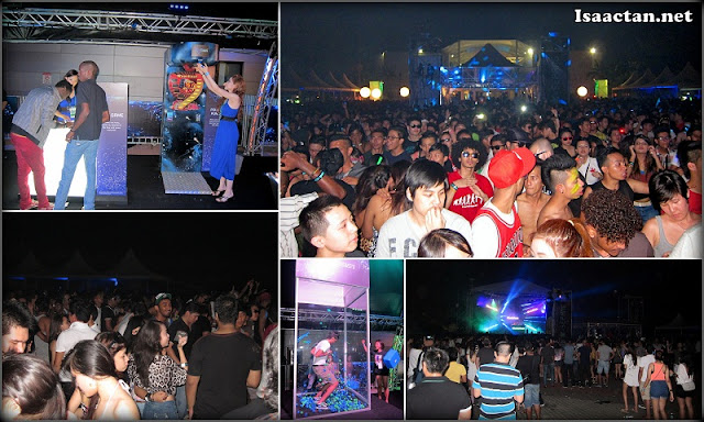 Zouk @ Sepang International Circuit 2012