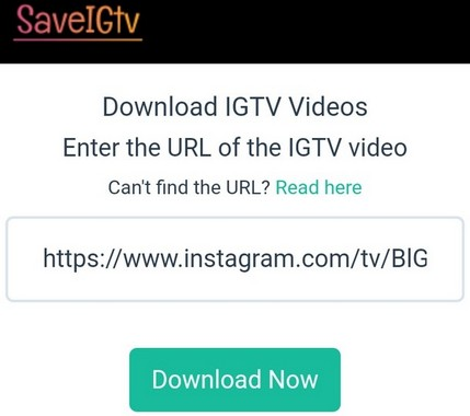 Cara Download Video di IGTV Tanpa Aplikasi
