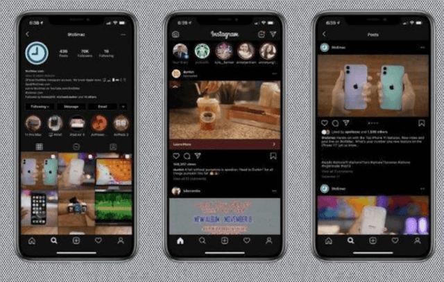 Cara Merubah Tampilan Instagram Menjadi Dark Mode atau Mode Gelap