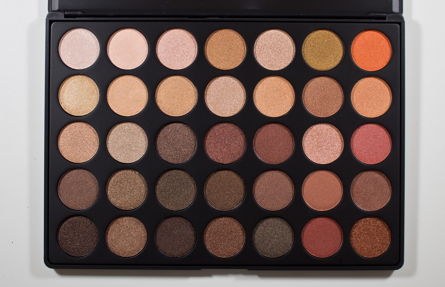 Os Color Shimmer Nature Glow Eyeshadow Palette