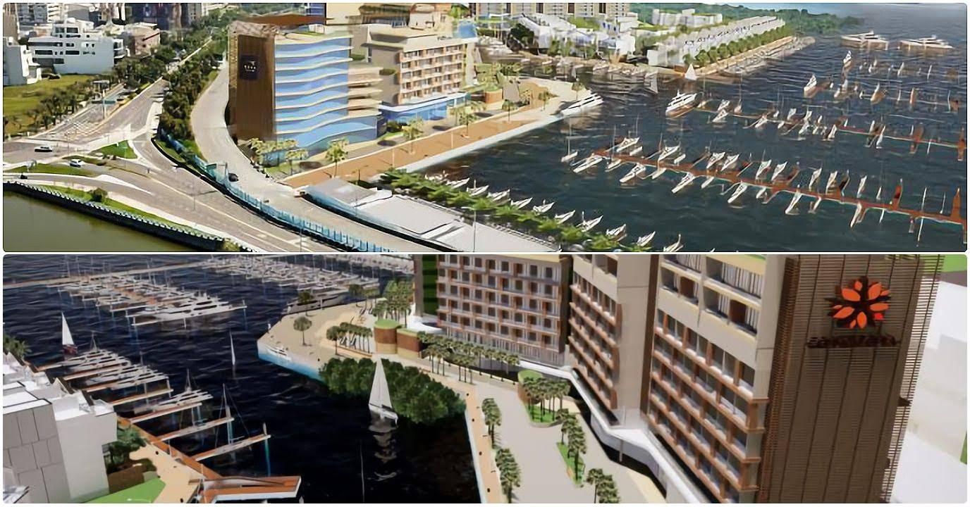 全國最大國際級水域綜合遊艇港|安平港遊艇城完成環評程序|全區預計於2023年完成開發