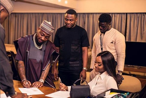 Davido-chioma-the-chef-chi-show