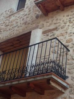 balcones, Beceite, Beseit 4