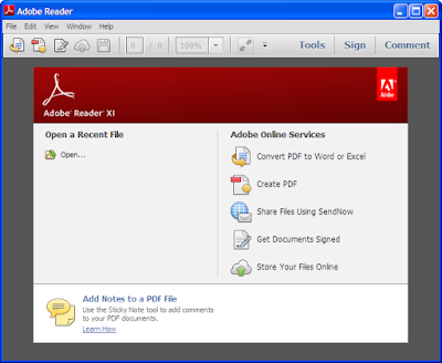 Adobe Reader XI - Free Download