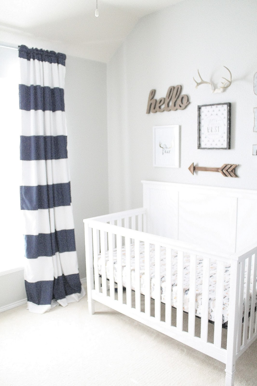 Tucker Up Graham S Nursery Reveal