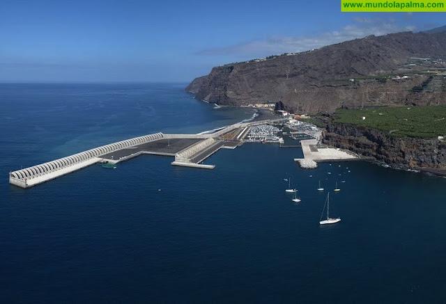 El PP de Tazacorte pide que se actúe con responsabilidad en el puerto por parte del Gobierno de Canarias