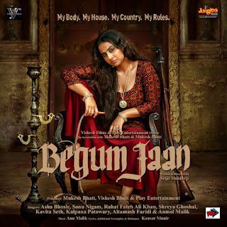 Murshida - Begum Jaan (2017)