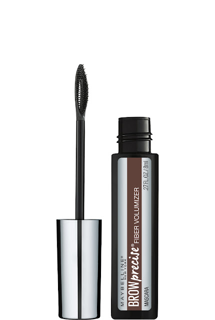 Maybelline Brow Precise Fiber Filler Brow Mascara in Medium Brown