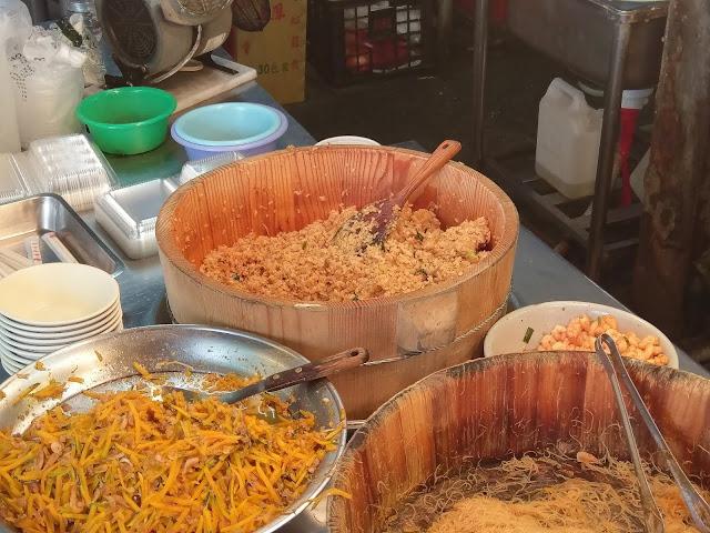 台南和緯黃昏市場 金瓜王