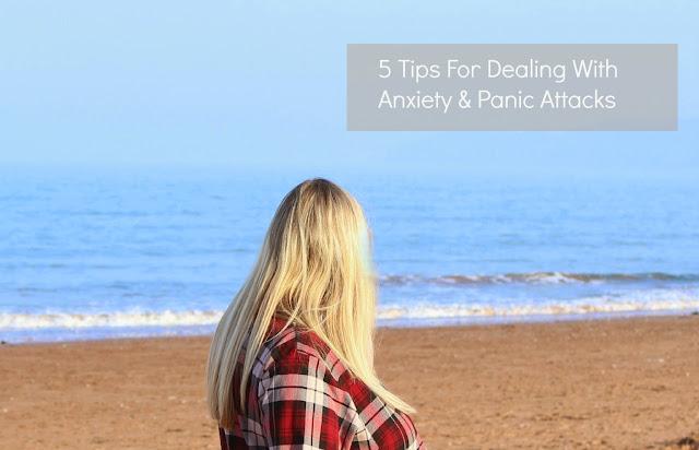 Anxiety Panic Tips