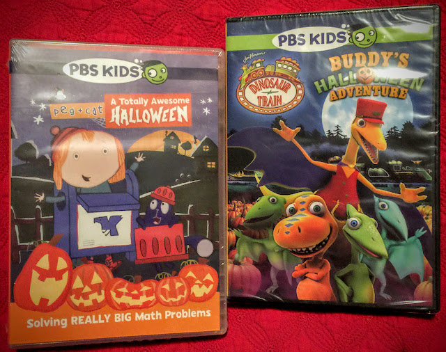 abs kids dinosaur train buddy's halloween adventure dvd