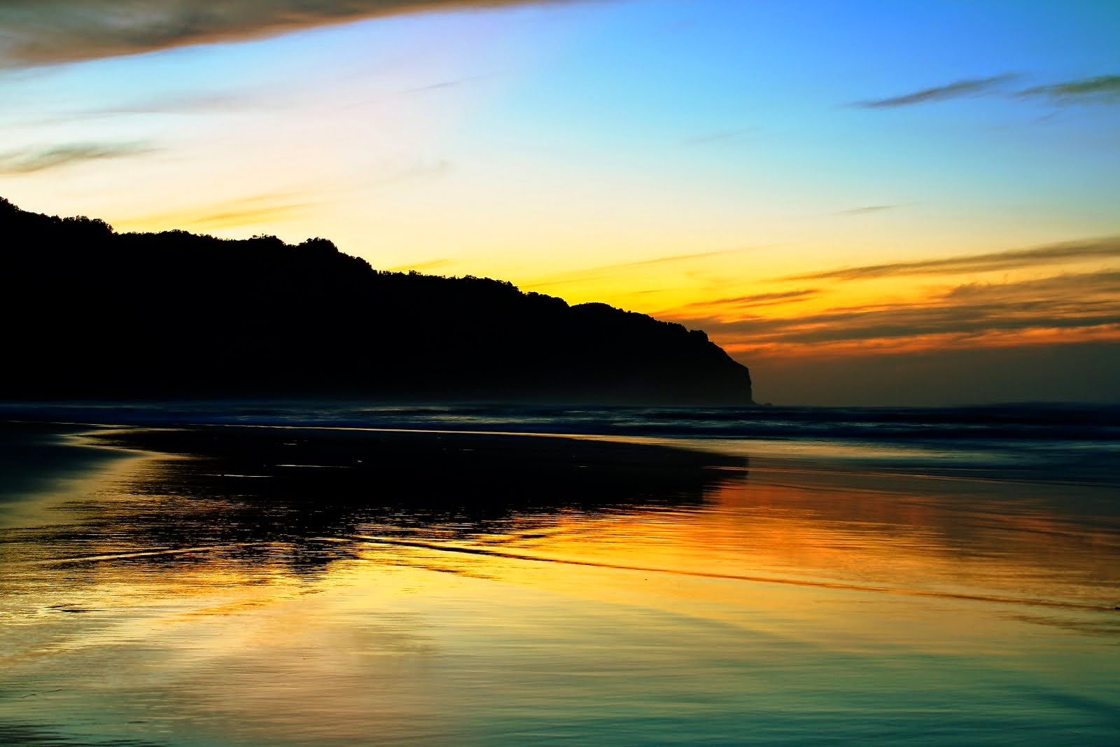 Bali Indonesia Holiday Travels: Parangtritis Beach, A ...