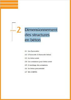 dimensionnement des structures ,en béton, pdf